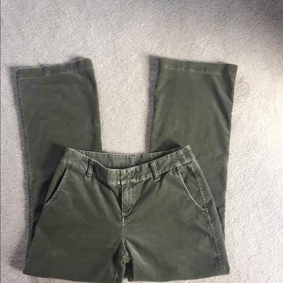 9ec52d9a Eddie Bauer Pants | Curvy Bootcut Cords | Poshmark